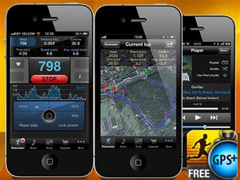 best pedometer app for iphone best free iphone pedometer gps app step counter review