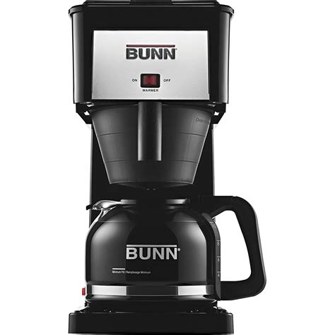 BUNN VPR-TC 12-Cup Commercial Thermal Coffee Brewer ...