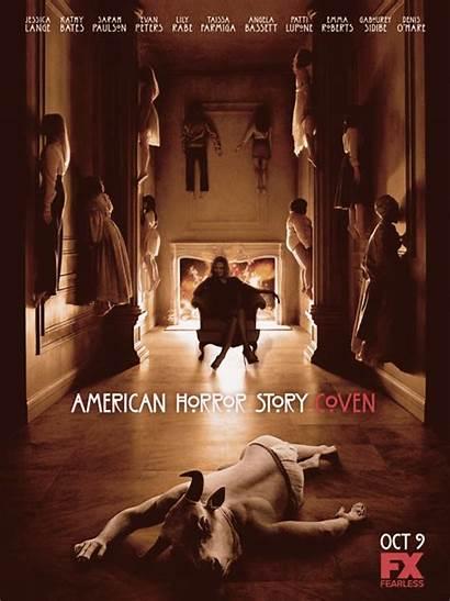 Horror Story American Season Clarissa Coven Johal
