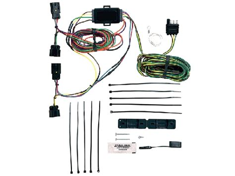 blue ox ez light wiring harness 2008 2012 buick enclave
