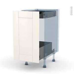 Tiroir Coulissant Cuisine : meuble coulissant cuisine beautiful meuble poubelle ~ Premium-room.com Idées de Décoration