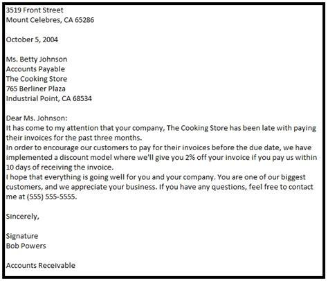 contoh business letter surat bisnis bahasa inggris