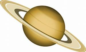Free to Use & Public Domain Saturn Clip Art