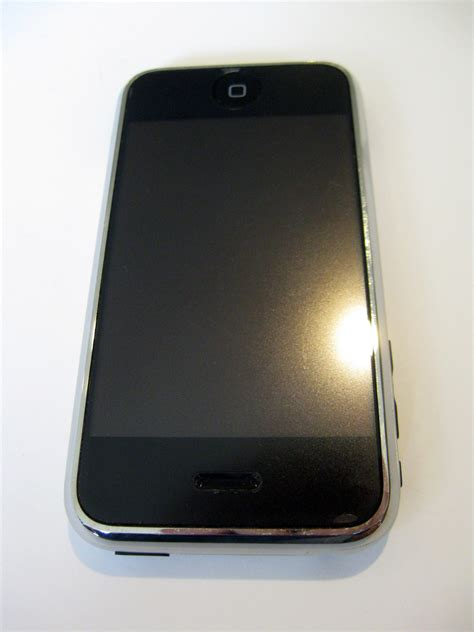 iPhone 2G 16GB   iPhone Catalog
