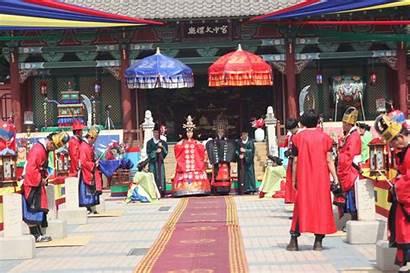 Traditional Korean Marriage Royal Korea Modern Groom