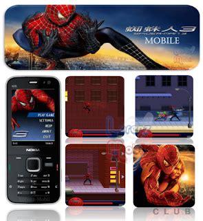 Como descargar juegos para telefonos nokia. Que de ahuevo!: Juego para celular SpiderMan 3 (Varias Resoluciones)