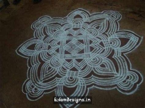 collections  iyengar padi kolam brahmin styled