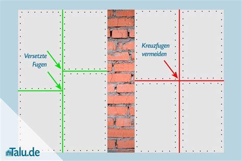 Gipskartonplatten An Wand Anbringen by Gipskartonplatten An Wand Anbringen Gipskartonplatten
