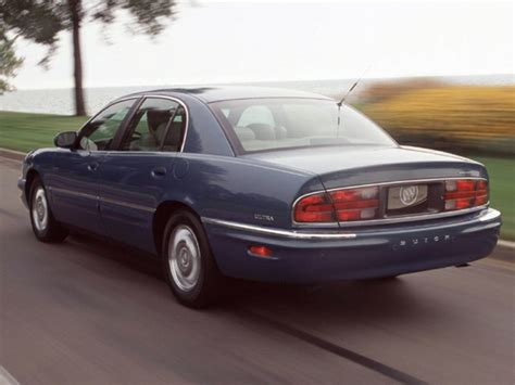 New Buick Park Ave by 2001 Buick Park Avenue Reviews Specs And Prices Cars