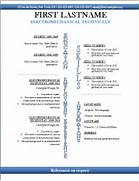 Free Word Cv And Resume Template 247 Links To Download Each Of These Free Word Cv Resume Templates Home Uncategorized Download Cv Template Free For Microsoft Word 12 More FREE Resume Templates Primer