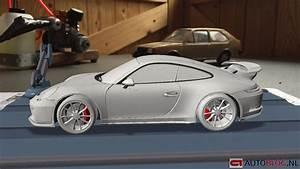 2017 Porsche 911 GT3 Facelift (991.2) Looks Ready for ...