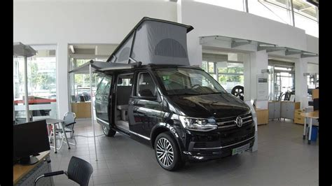 vw bulli california vw volkswagen t6 bulli multivan california new model 2017 walkaround interior