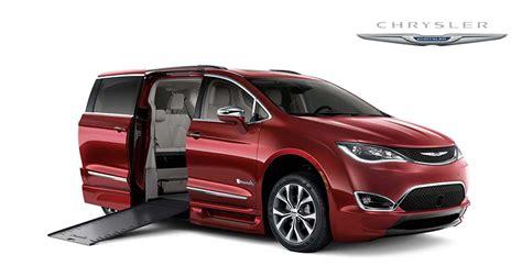 wheelchair van conversions minivans suvs full size