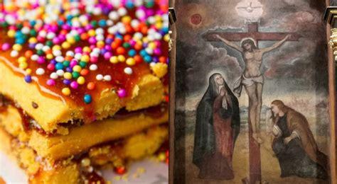 procesion senor de los milagros como hacer turron de dona pepa casero recetas peruanas mes de