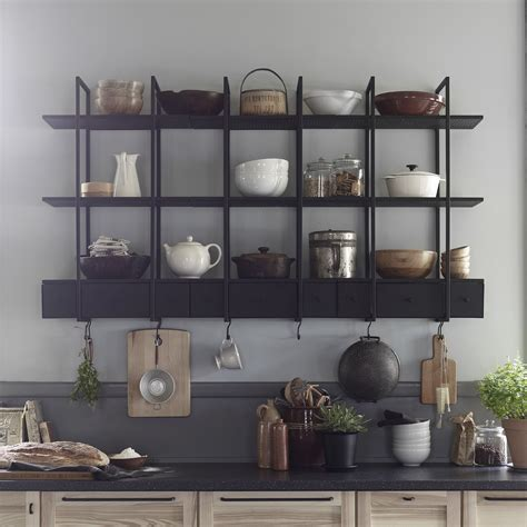 ikea cuisine etagere murale etagere pour cuisine moderne chaios com