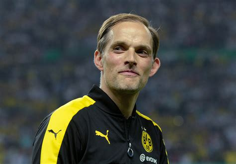 Thought of as a talented coach. Is Thomas Tuchel The Right Manager For Paris Saint-Germain ...