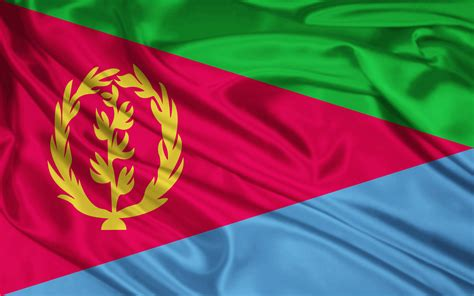 1920x1200 Eritrea Flag desktop PC and Mac wallpaper