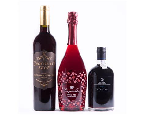 dessert wine trio
