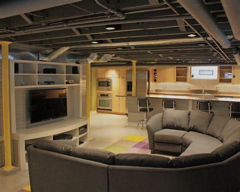 open ceiling home design ideas pictures remodel  decor