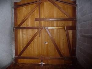fabrication et pose de porte de garage sur grange With fabrication porte de garage en bois