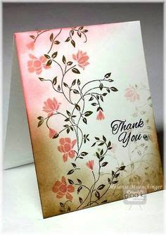 wild blossoms gina  images card making stamp