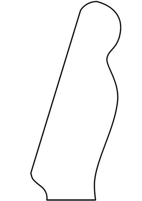 fender bass headstock template file fender headstock telecaster svg templates board