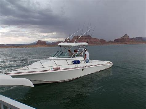 Fishing Boat Rentals Lake Powell by Lake Powell Fishing Guide Boats Pricing Policy