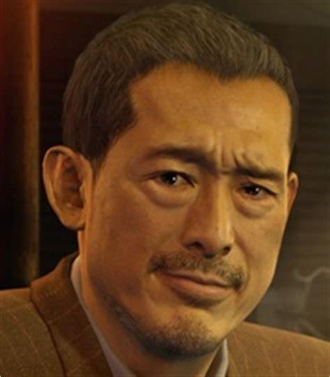 tsukasa sagawa voice yakuza  game   voice