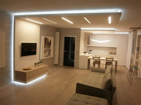 Faretti Led Per Controsoffitto by Illuminazione Controsoffitto Led Misteryconsultant
