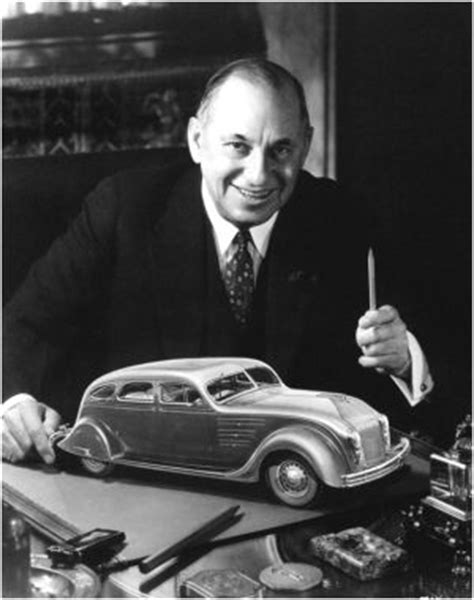 Walter P Chrysler by Chrysler Celebrates Nine Decades Of Driving Innovation