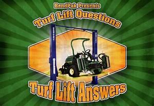 The Bendpak Turf Lift Buyer U2019s Guide   U2013 Bendpak Blog