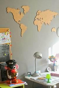 Carte Du Monde Deco : le grand bazaar objet d co du d sir 156 carte du monde en li ge home decor pinterest ~ Teatrodelosmanantiales.com Idées de Décoration