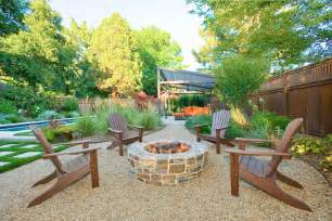 outdoor patio ideas on pinterest pea gravel patio pea
