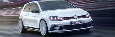 volkswagen gti clubsport engine specs  release date