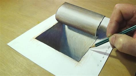 Simple And Easy 3d Drawing