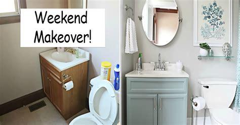 Updating Bathroom Ideas by Bathroom Makeover Updating A Bathroom Modernising A