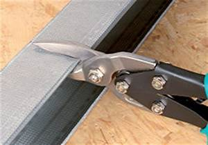 Rigips Schneiden Messer : blechschere f r trockenbauprofile mischungsverh ltnis zement ~ Michelbontemps.com Haus und Dekorationen