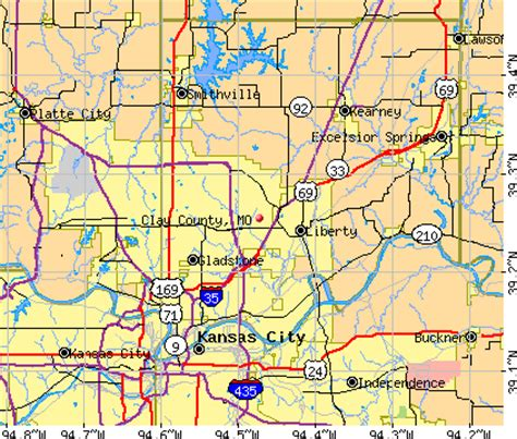 Opinions on Clay County, Missouri