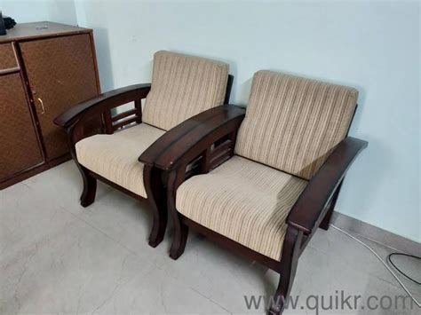 Check out our wooden sofa selection for the very best in unique or custom, handmade pieces from our living room furniture shops. wooden sofa set for sale - Gently Home - Office Furniture ...