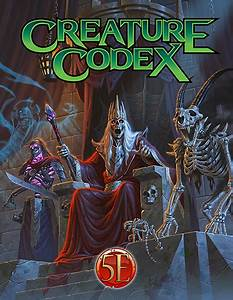Dungeons And Dragons 5 Edition Deutsch Pdf Download : creature codex for 5th edition kobold press store ~ Orissabook.com Haus und Dekorationen