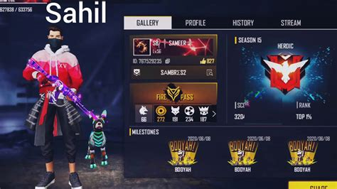Garena free fire's gameplay is similar to other battle royale games out there. Free fire 🔥🔥 Gang - YouTube
