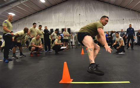 air force rolls   career field specific fitness tests
