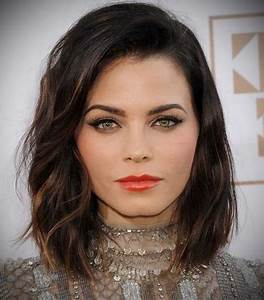Frange Cheveux Mi Long : modele de coiffure mi long avec frange ~ Melissatoandfro.com Idées de Décoration