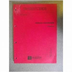 Peugeot Partner Wiring Diagrams General Manual 1996
