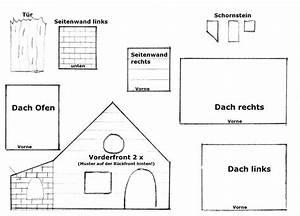 Haus Basteln Pappe Vorlage : gingerbread house template hexenhausgrundriss ~ Eleganceandgraceweddings.com Haus und Dekorationen