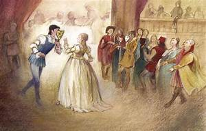 romeo and juliet party scene