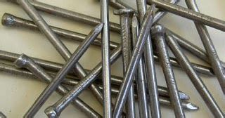 Paku Beton 2 5 Cm Hitam Marabu daftar harga paku terbaru harga bahan bangunan terbaru 2014