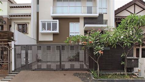 inspirasi desain pagar  pelindung rumah cocok buat