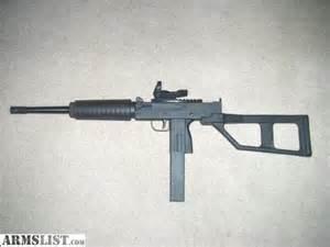 Masterpiece Arms 9Mm Carbine