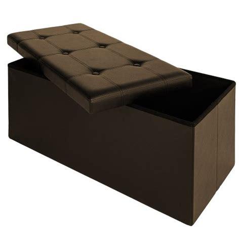 coffre siege rangement tabouret banc avec coffre boîte de rangement siège